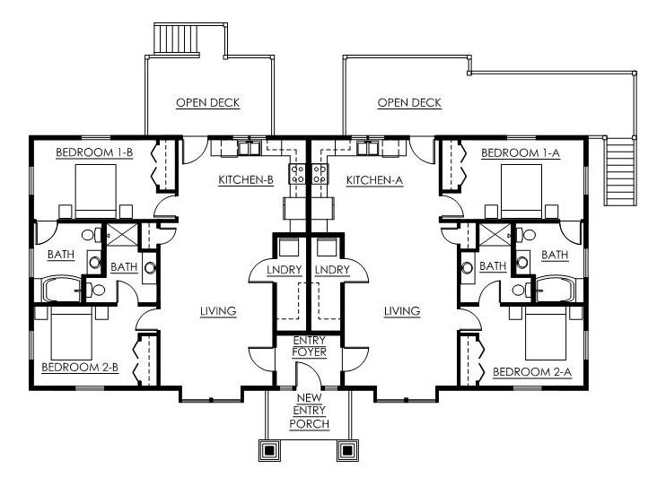 New Floor Plans